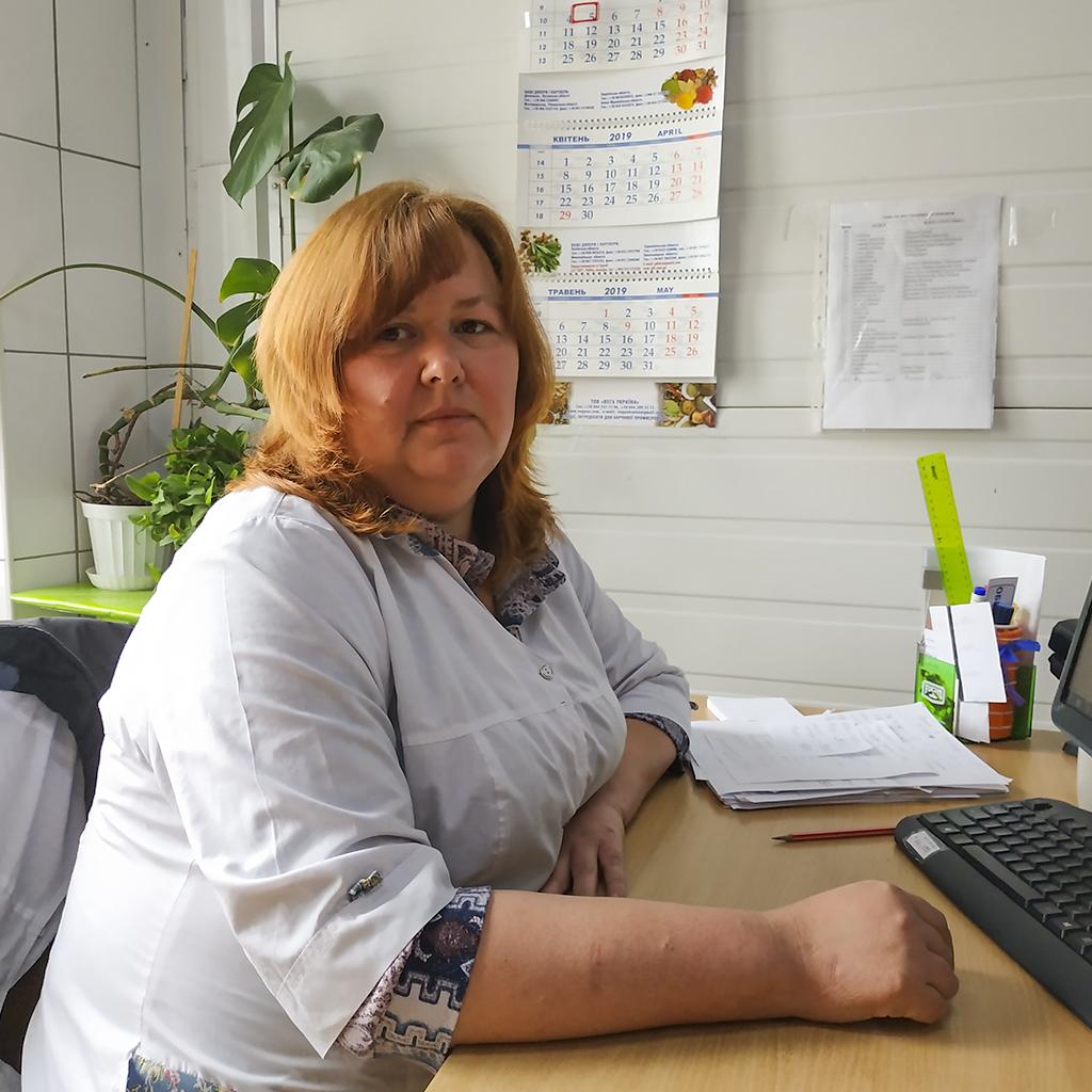 Ірина Бардічевська