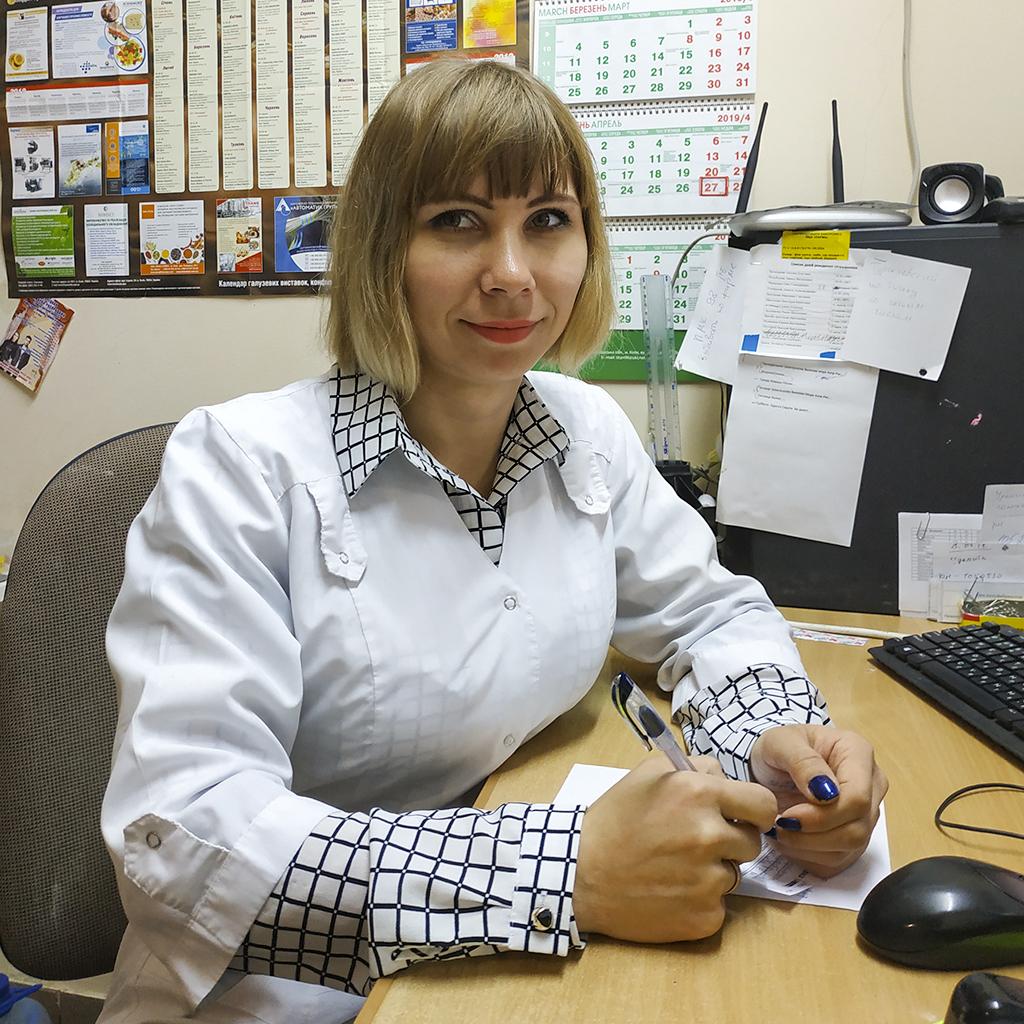 Катерина Ігнатьєва