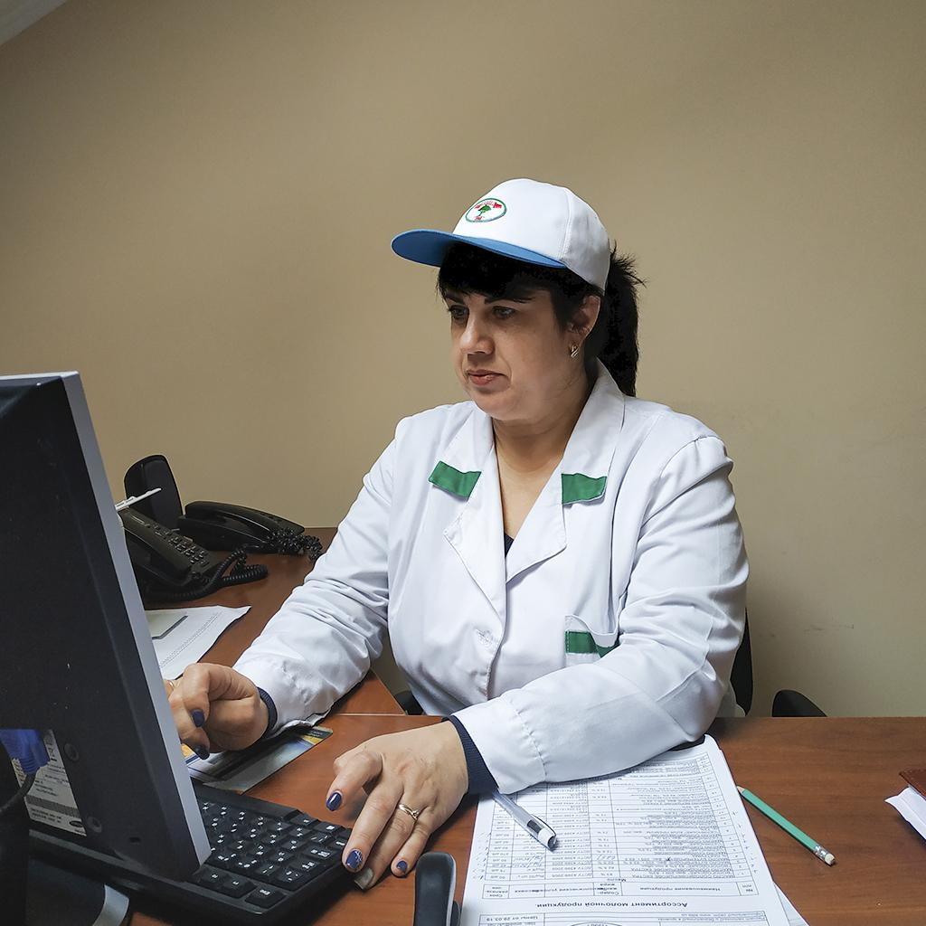 Людмила Запьянцева