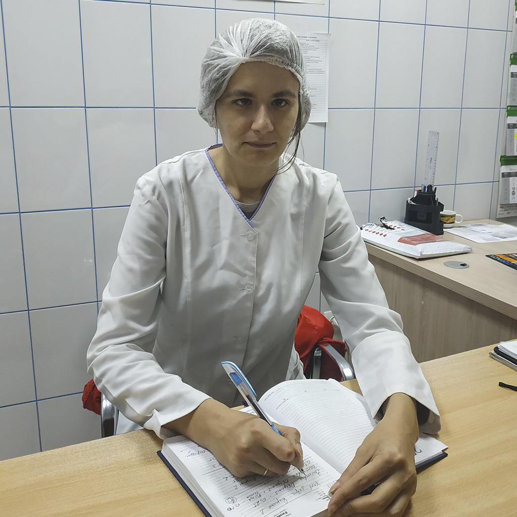 Анастасія Пояркова